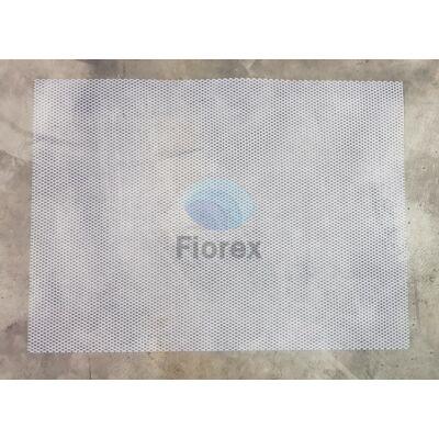 Sorelválasztó háló átlátszó 690x500mm LDPE FIO-0508