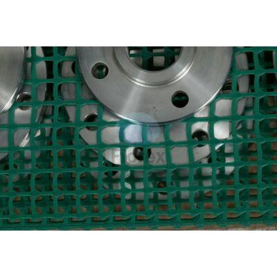 Elválasztó háló zöld 970mm x 25 m LDPE FIO-0687