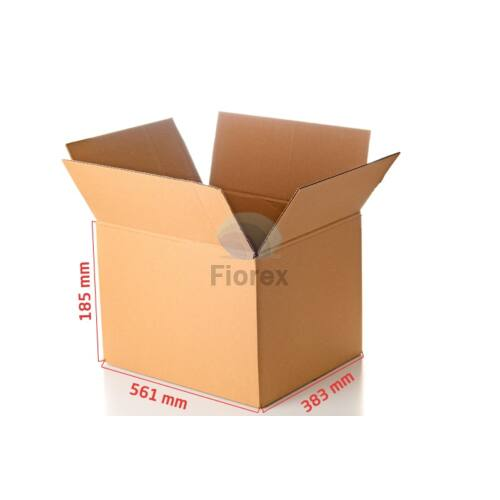 A18 561x383x185 mm 31BC, 5 rétegű Hullámkarton doboz