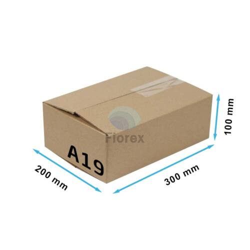 A19 doboz 300x200x100mm TF kartondoboz