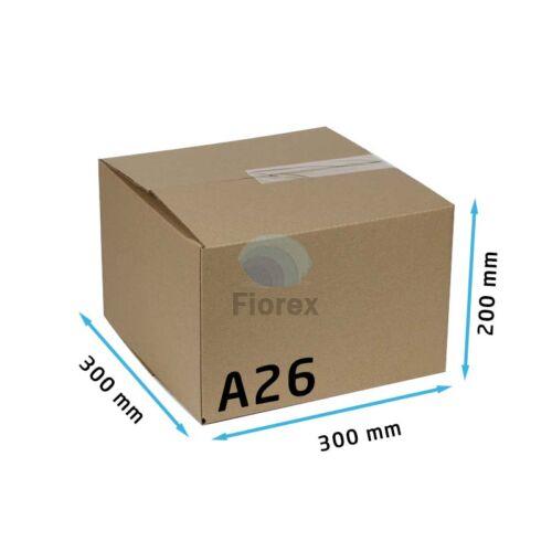 A26 Kartondoboz 300x300x200 TF kartondoboz