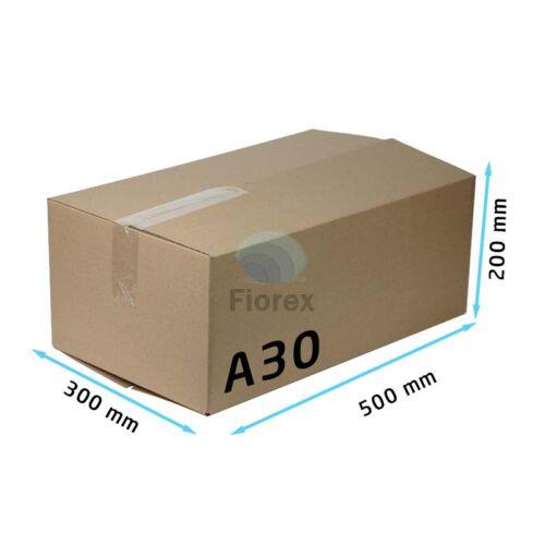 A30 Kartondoboz 500x300x200 TF kartondoboz