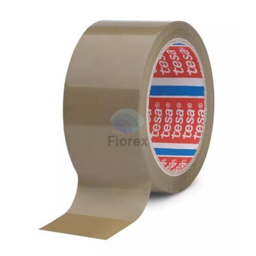 Csomagolószalag PP Tesa 4089 48/66, barna