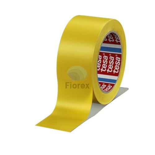 Padlójelölő kétszínű Tesa 60760 33/50, sárga