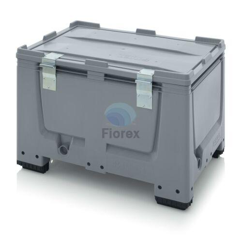 Muanyag kontener + teto 80x120x79 BBG 1208 SA