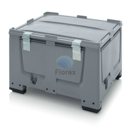 Muanyag kontener + teto 100x120x79 BBG 1210 SA
