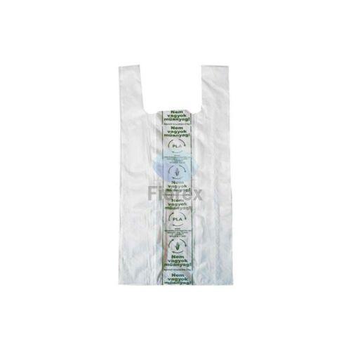 Lebomlo Natur ingvallas tasak, PLA (kornyezetbarat) 190x450x0,012 mm