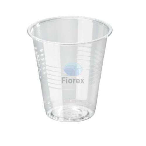 Átlátszó PLA pohár 1,5dl, átmérő 70mm