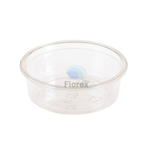 Szószos pohár, 60 ml, kerek, PLA