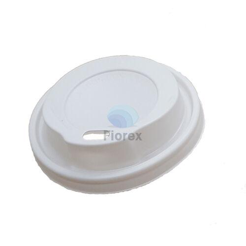 Pohár tető 200ml-es pohárhoz, fehér