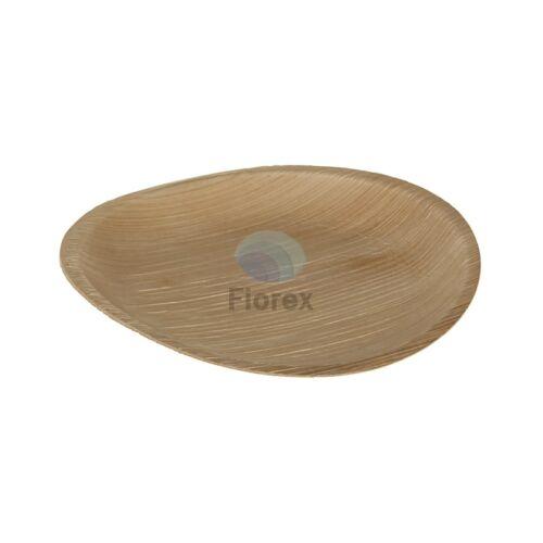 Pálmalevél Kör alakú tál 17cm