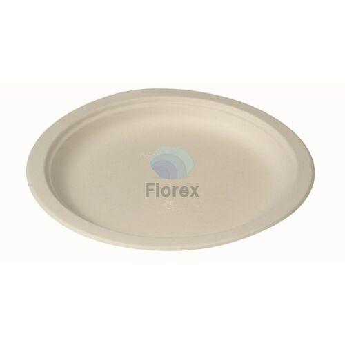 Cukornád tányér, kerek 26cm