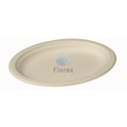 Cukornád tányér, ovális 26cm