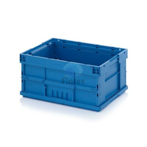 Műanyag tárolóláda F-KLT 6410 G  60 x 40 x 28 cm FIO-0899