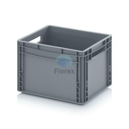 Euro műanyag tárolóláda EG 43/27 40 x 30 x 27 cm FIO-0852