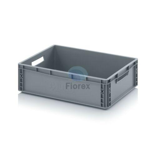 Euro műanyag tárolóláda EG 64/17 60 x 40 x 17 cm FIO-0856