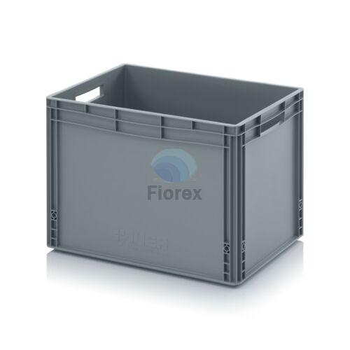 Euro műanyag tárolóláda EG 64/42 60 x 40 x 42 cm