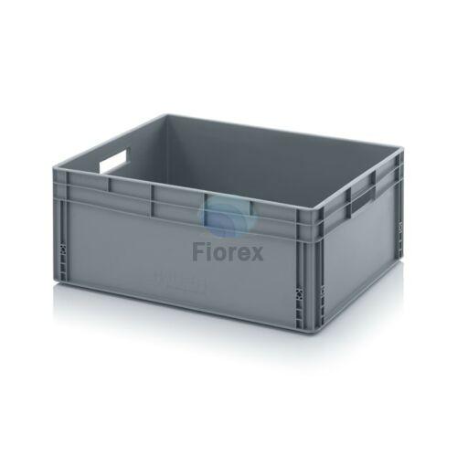 Euro műanyag tárolóláda EG 86/32 80 x 60 x 32 cm