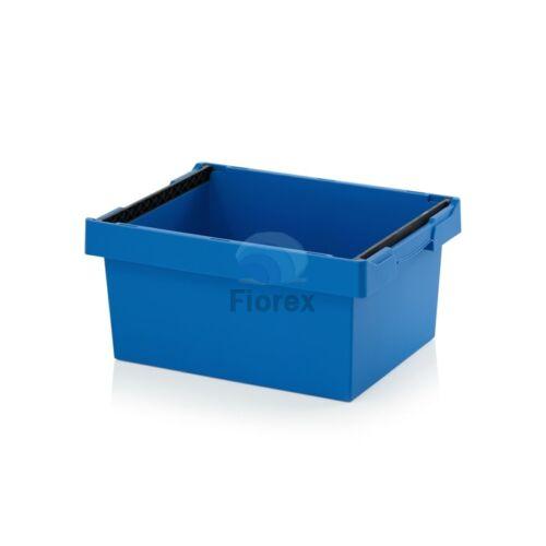 Műanyag többfunkciós tárolóláda MBB 6427 60 x 40 x 27 cm FIO-0939