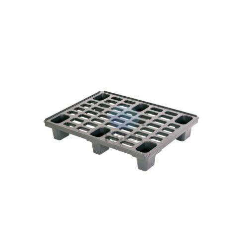 Muanyag feles raklap AP6080 60x80 racsos