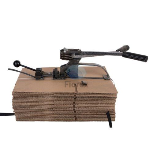 Pántológép kézi kombinált 12-16mm szalagokhoz