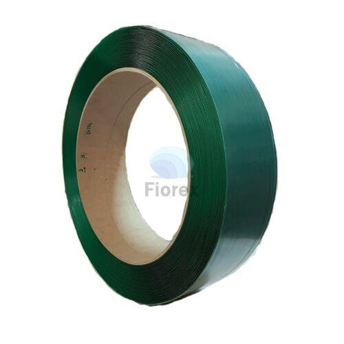 Pántoló szalag PET 12 x 0,6 / 406 x 150mm, zöld 2500m